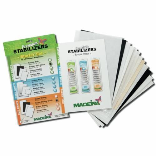 Набор вышивальных стабилизаторов Madeira