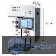 TBK-958B автоматический лазерный станок для демонтажа разделения задней крышки смартфона, гравировальный и маркировочный станок среднего размера