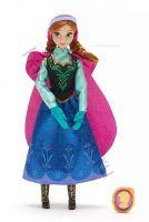 """Кукла Анна из мультфильма """"Холодное Серцде"""". FROZEN Disney"""