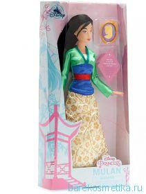 Кукла Мулан Disney