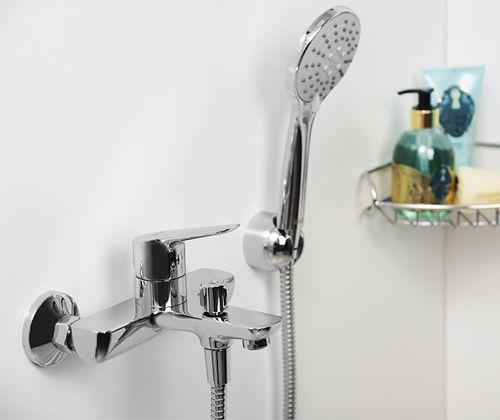 Смеситель для ванны Wasserkraft Lippe 4501