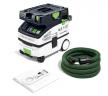 Пылеудаляющий аппарат FESTOOL CTL MINI I CLEANTEC (гладкий антист.шланг CT 27/32 x 3,5 м, Bluetooth) 574840. Обновленная версия 2019 года!