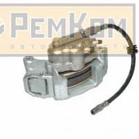RK10019 * 21214-3501013 * Суппорт тормозной для а/м 2123, 21214 передний левый в сборе с колодками старого образца