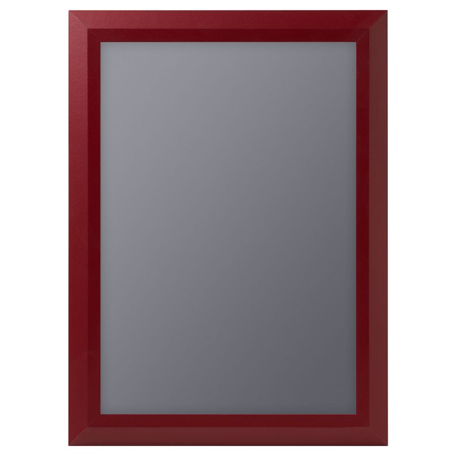TJALLMO ТЭЛЛМО, Рама, красный, 21x30 см - 504.876.02