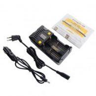 Зарядное устройство Armytek Uni C2 Plug Type C