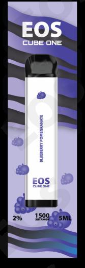Электронная сигарета EOS CUBE ONE Blueberry Pomergranate