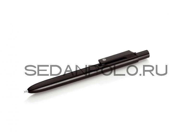 Шариковая ручка Volkswagen Logo Ballpoint Pen, Plastic, Black