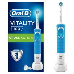 Электрическая зубная щетка Oral-B Vitality 100 CrossAction