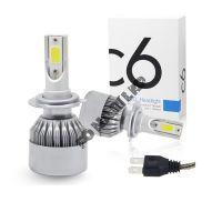 Светодиодные лампы H7 серия C6