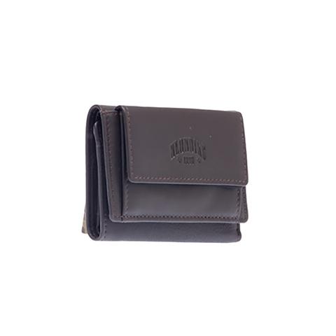 Мини-бумажник Klondike Claim, коричневый