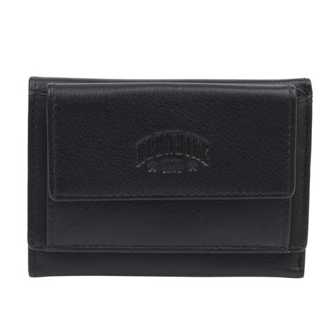 Мини-бумажник Klondike Claim, черный