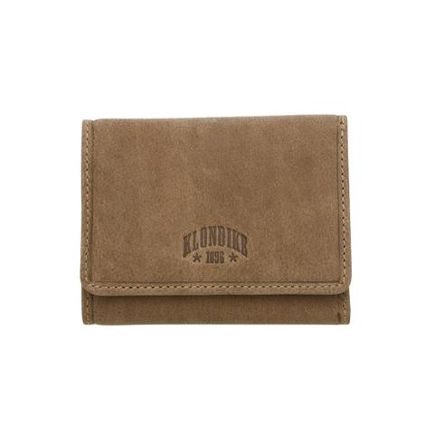 Бумажник Klondike Jane, коричневый