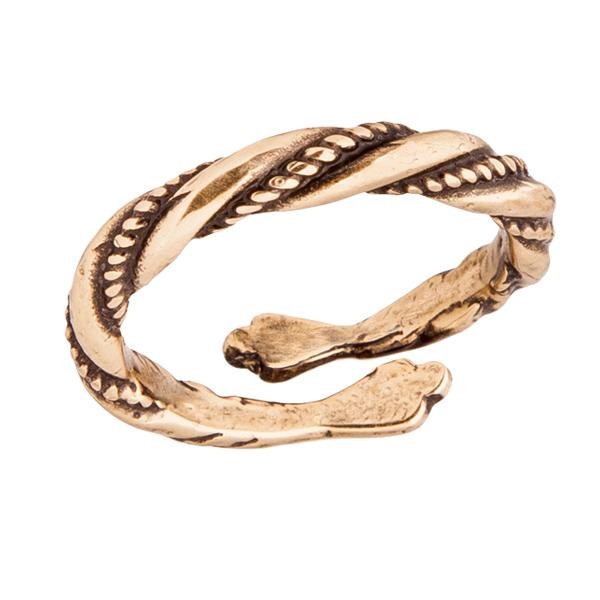 Перстень Витое (скань)