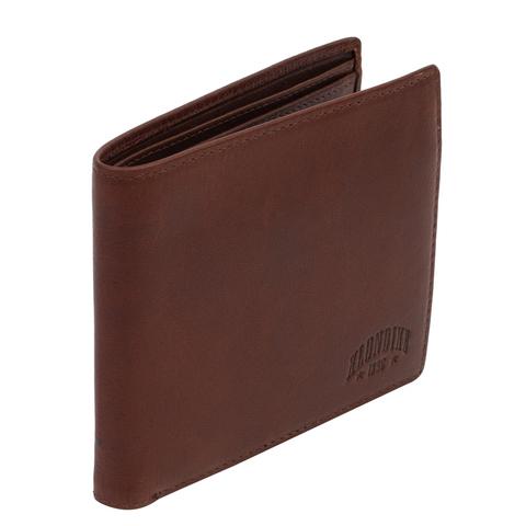 Бумажник Klondike Dawson, коричневый