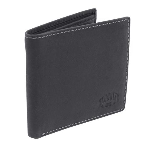 Бумажник Klondike Yukon, черный
