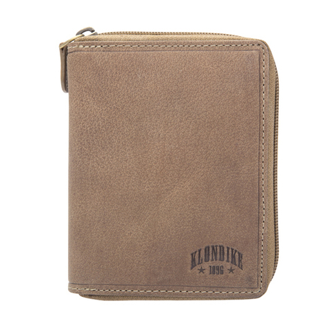 Бумажник Klondike Dylan, коричневый