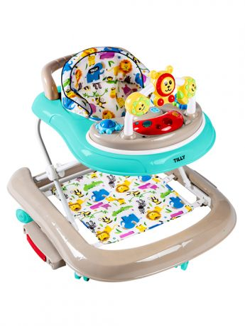Ходунки детские BABY TILLY  T-452 Letto