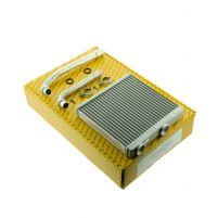 RK09076 * 2190-8101060-20 * Радиатор отопителя для а/м 2190 FL (с 2018 г.) алюминиевый