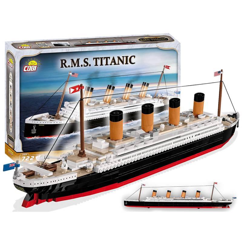 Круизный лайнер titanic