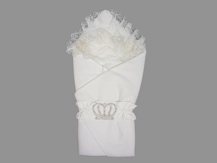 Комплект на выписку 5-KM004-BB корона цвет белый, барби