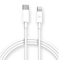 Кабель Type-C / Lightning Cable Xiaomi (Mi) ZMI AL870C 1м. (Белый)