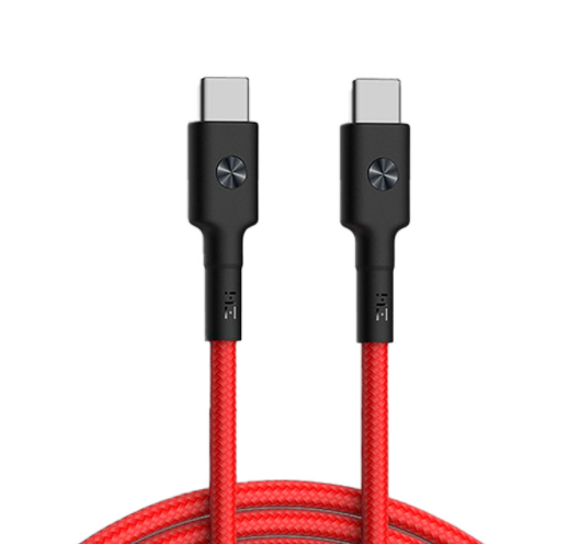 Кабель Type-C/Type-C Xiaomi (Mi) ZMI Al 303 100 см ( Красный )