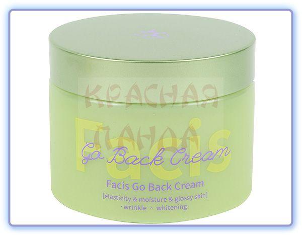 Крем для лица с растительным комплексом Facis Go Back Cream