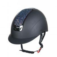 Шлем (жокейка) для верховой езды -Glamour- HKM