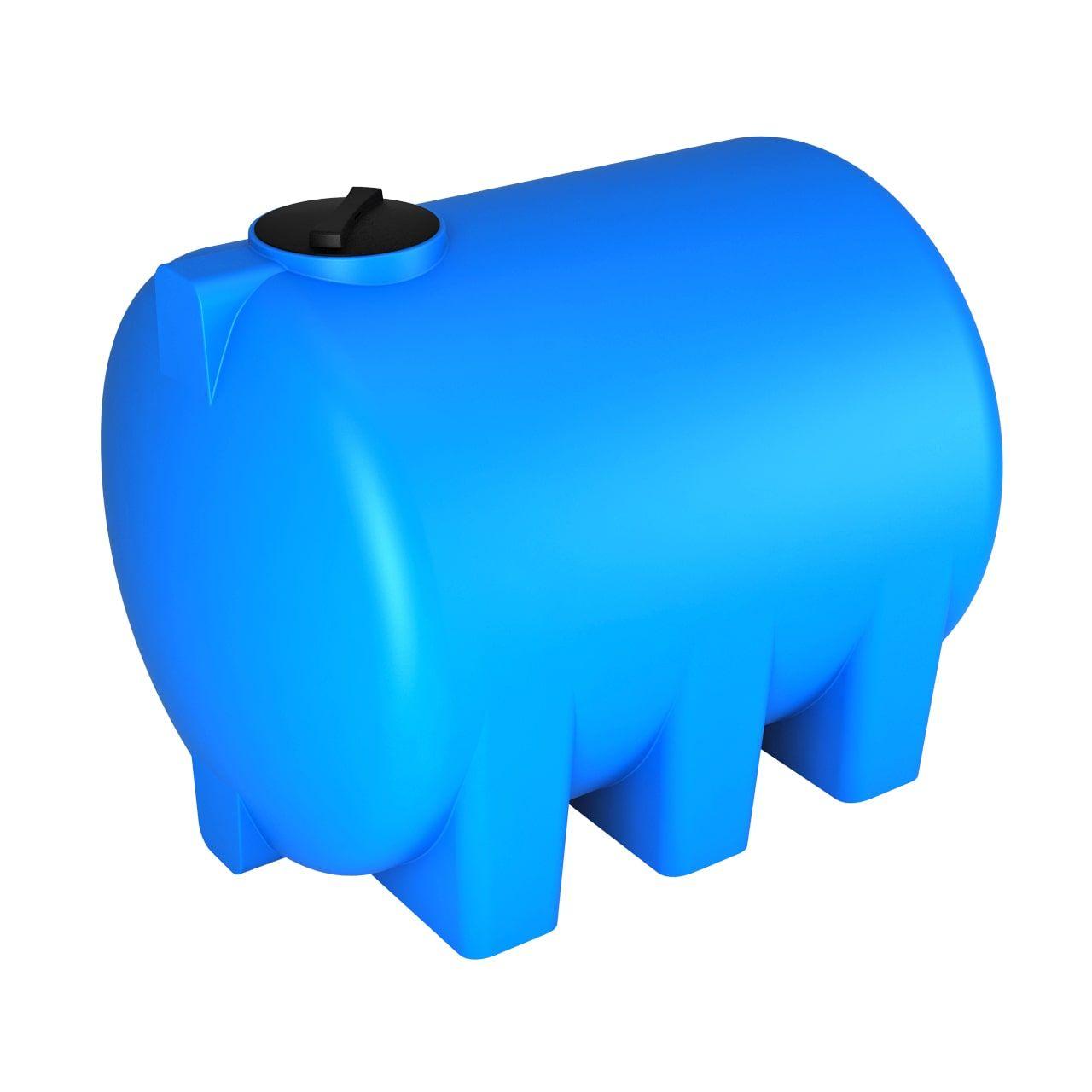 Емкость H 5000 литров пластиковая
