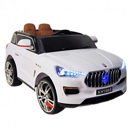 Детский электромобиль E007KX Белый