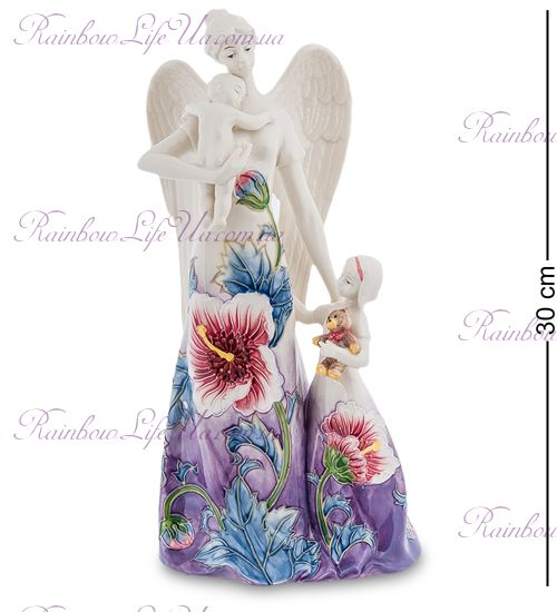 "Фигурка Мама - ангел и дети JP-98/49 ""Pavone"""