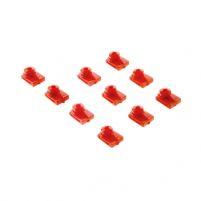 """RK14008 * 2101-2802025 * Пистон крепления защиты двигателя  для а/м 2101-2107, 2121, 21213, 21214, 2123, 2120 """"Надежда"""" флянцевый (компл. 10 шт.)"""