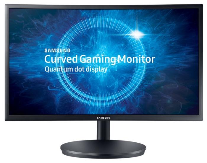 """Монитор Samsung C24FG70FQI 23.5"""""""