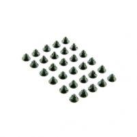 RK14046 * 2123-6107066 * Пистон крепления уплотнителя двери для а/м 2123 (компл. 30 шт.)
