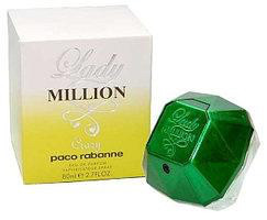 Парфюмерная вода Paco Rabanne Lady Million Crazy 80 мл (Sale)