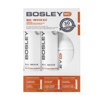 BOSLEY MD Набор для окрашенных волос от выпадения и для стимуляции роста (ШАМПУНЬ, КОНДИЦИОНЕР, УХОД) BOSRevive Color Safe Starter Pack