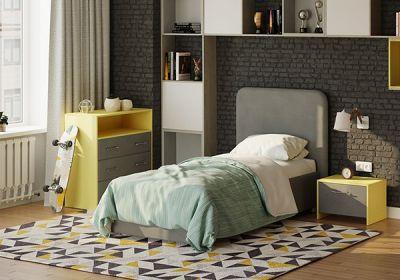Кровать ProSon Олаф с ПМ