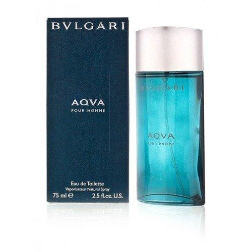 Туалетная вода Bvlgari Aqua Pour Homme 75 мл (Sale)