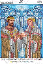 А4Р_594 Virena. Святые Пётр и Феврония. А4