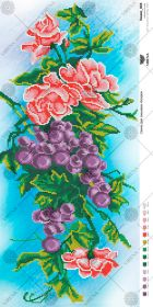 Virena ПАННО_018 схема для вышивки бисером купить оптом в магазине Золотая Игла