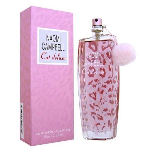 Туалетная вода Naomi Campbell Cat Deluxe 75 мл (Sale)