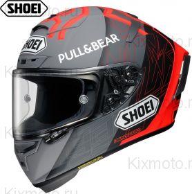 Шлем Shoei X-Spirit 3 MM93 Black Concept