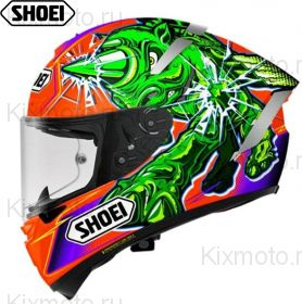 Шлем Shoei X-Spirit 3 Power Rush
