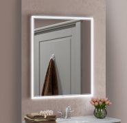 Зеркало с подсветкой Alavann Emma 50