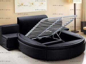 Кровать круглая Амстердам 1010.МО б/о