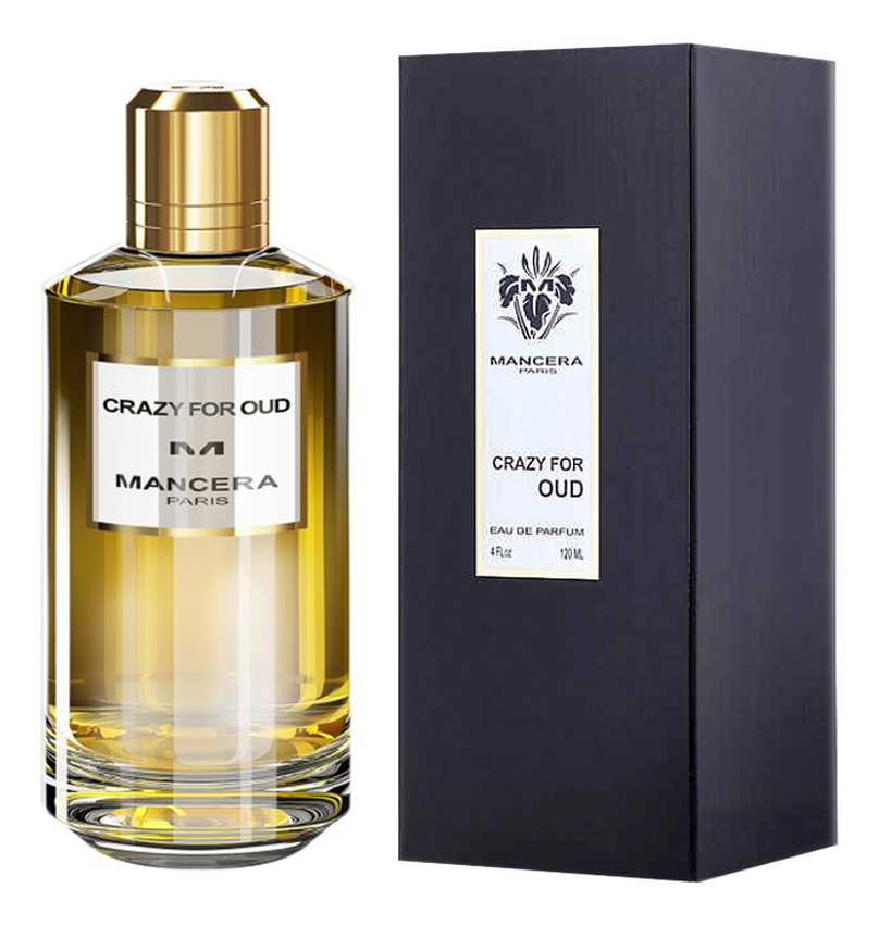 Mancera Crazy For Oud 60 ml (Унисекс)