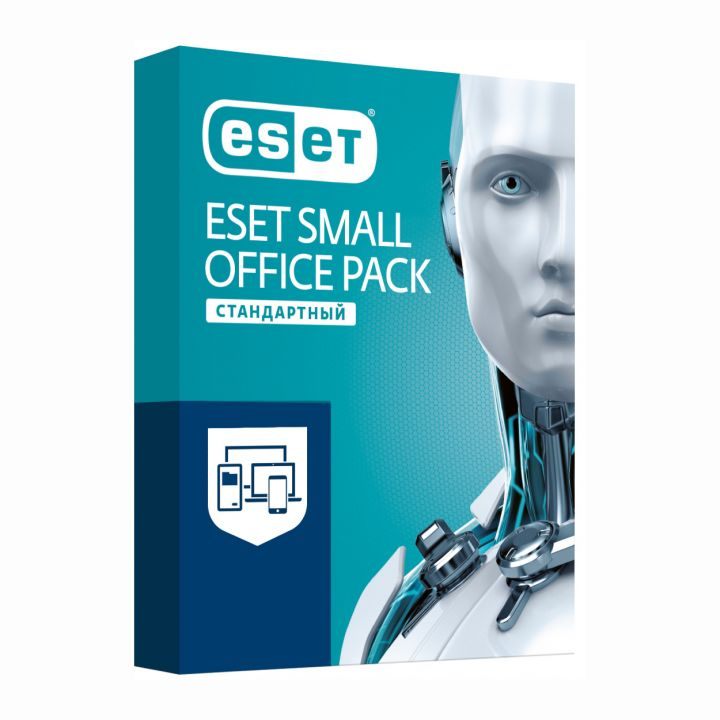 ESD Eset Small Office Pack Standart All Lng RUS