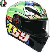 Шлем AGV K-3 SV Rossi Mugello 2017