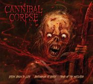 CANNIBAL CORPSE - Eaten Back to Life/Butchered at Birth/Tomb of the Mutilated BOX [3CD]