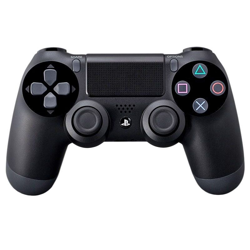 Sony Dualshock 4 Color Black Геймпад для Ps4 черный